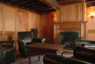 Cherry Paneled Tavern Room